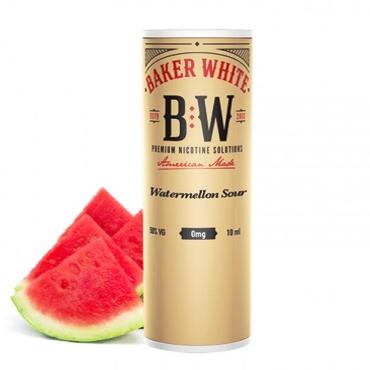 5095 - Baker White Watermelon Sour 10ml (Tan) (γλυκόξινο καρπούζι)