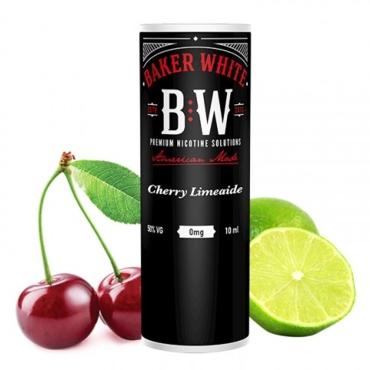 5102 - Baker White Cherry Limeade 10ml (Black) (κοκτέιλ απο λάιμ & κεράσι)
