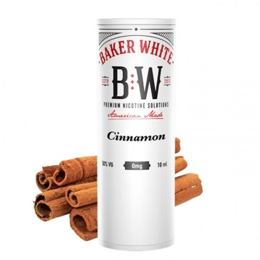 5104 - Baker White Cinnamon 10ml (White) (κανέλα)