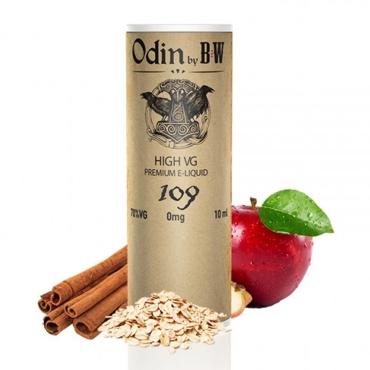 5110 - Odin by Baker White 109 10ml (γλυκό μήλο με δημητριακά & κανέλα)
