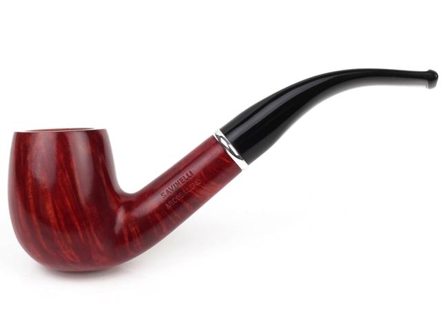 5120 - SAVINELLI ARCOBALENO ROSSA RED MODEL 606 Cod.P301L*R9*