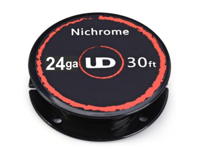 5135 - Σύρμα UD KANTHAL NICHROME 0.5 mm *10 m/roll ,24 AWG