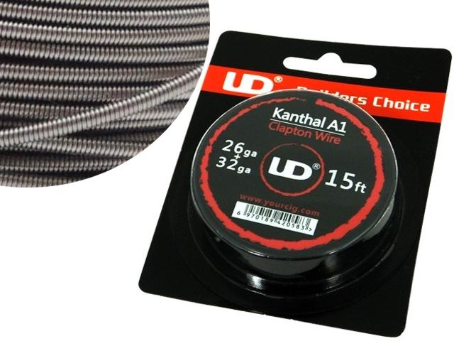 5136 - Σύρμα UD Kanthal Klapton Wire 26g+32g (5.0m)