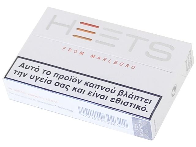 5155 - Ανταλλακτικά IQOS HEETS AMBER κόκκινο (20 τεμάχια) πλούσια γεύση