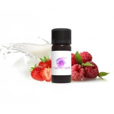 Άρωμα Twisted Vaping UNICORN 10ml (βατόμουρα & φράουλα με κρέμα)