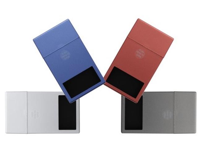 Θήκη για εκατοστάρια τσιγάρα ATOMIC Jump-Open Box 100mm 0451500