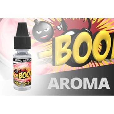 5203 - Άρωμα K-boom flavour RED GURT 10ml (γιαούρτι με κόκκινα μούρα)