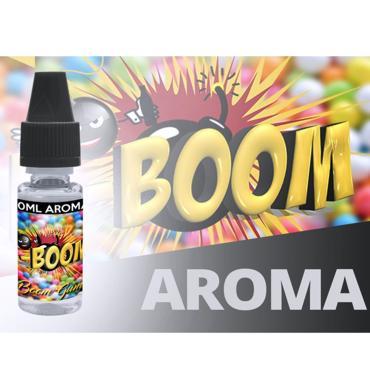5205 - Άρωμα K-boom flavour BOOM GUM 10ml (τσιχλόφουσκα)
