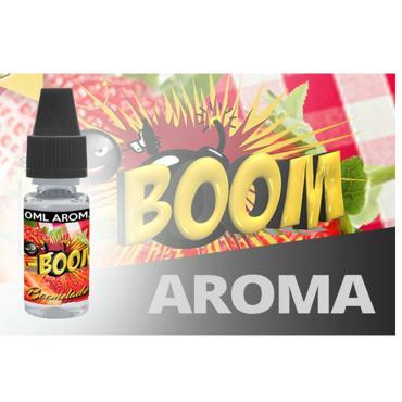 5208 - Άρωμα K-boom flavour BOOMELADE 10ml (μαρμελάδα φράουλα)