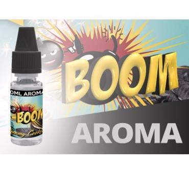 Άρωμα K-boom flavour CREAMY COOKIE 10ml (κρεμώδες μπισκότο)