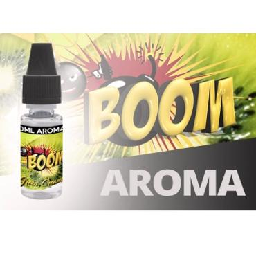5213 - Άρωμα K-boom flavour GREEN CREAM 10ml (βανίλια & ακτινίδιο)