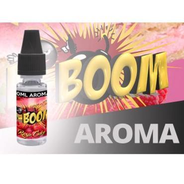 5216 - Άρωμα K-boom flavour RASP CAKE 10ml (γλυκό κέικ με σμέουρα)