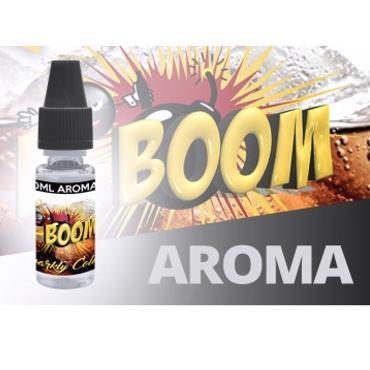 5217 - Άρωμα K-boom flavour SPARKLY COLA 10ml (δροσερή κόκα κόλα με μέντα)