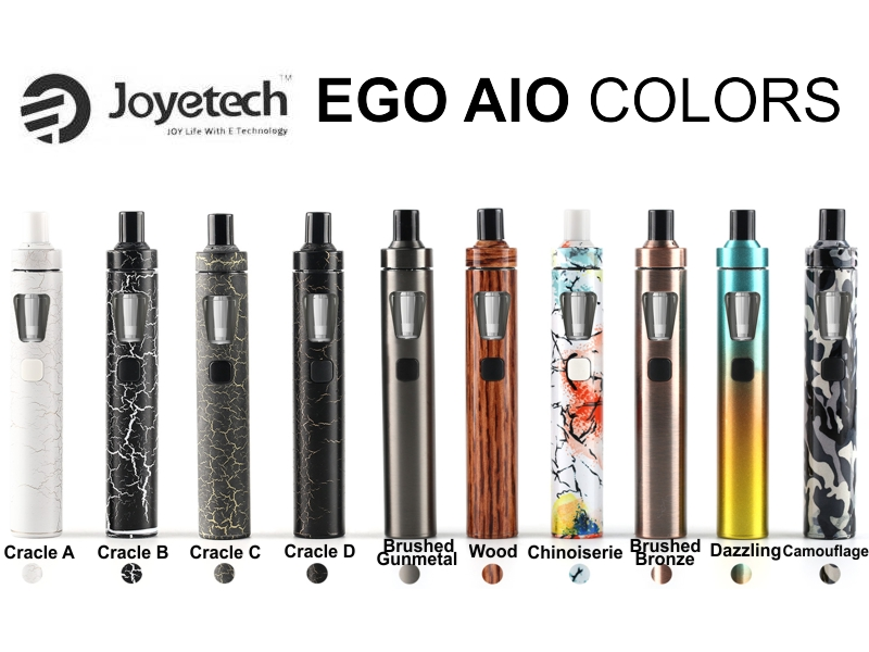5255 - Joyetech eGo AIO Colors