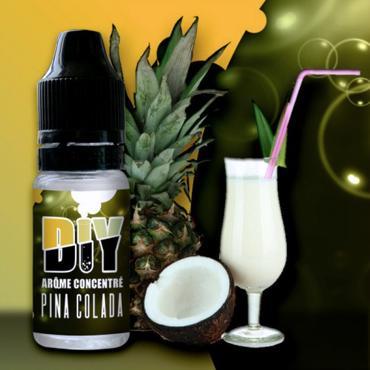 Άρωμα REVOLUTE PINACOLADA Flavour 10ml (ρούμι ανανά κρέμα & καρύδα)