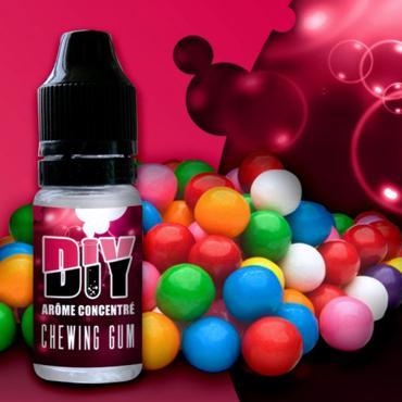 5293 - Άρωμα REVOLUTE CHEWING GUM Flavour 10ml (τσιχλόφουσκα)
