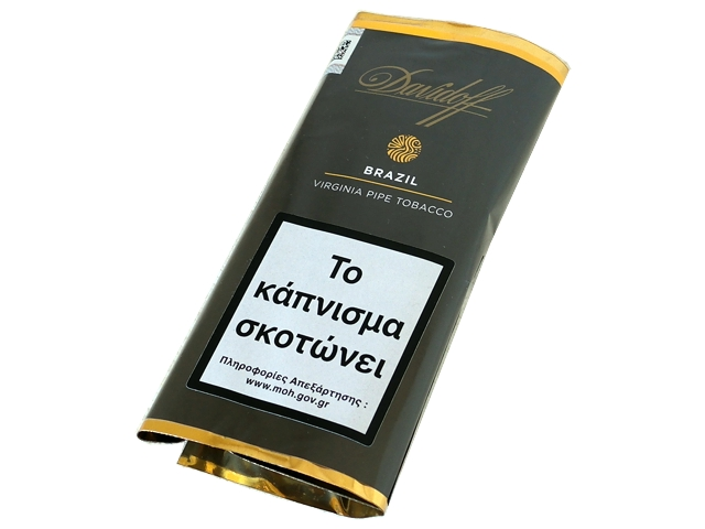 Καπνός πίπας Davidoff BRAZIL Virginia Pipe Tobacco 50g