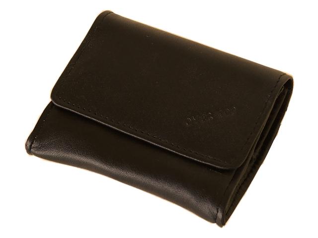 Καπνοθήκη από γνήσιο δέρμα Over Top 10033 ZM BROWN (μικρό - μεσαίο - πουγκί)
