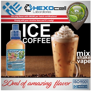 NATURA MIX SHAKE VAPE ICE COFFEE 30/60ML