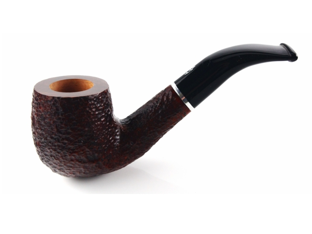 5501 - SAVINELLI POCKET BROWNLAST RUSTICATA MODEL 601 (Cod.P267L) 9mm (MINI)
