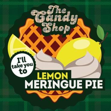 5558 - Άρωμα BIG MOUTH LIQUIDS THE CANDY SHOP Lemon Meringue Pie 10ml (πίτα λεμόνι με μαρέγκα)