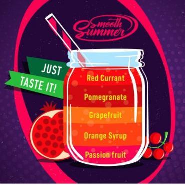5567 - Άρωμα BIG MOUTH LIQUIDS SMOOTH SUMMER POGPR 10ml (φρούτα του πάθους,σιρόπι πορτοκαλιού,γκρέιπφρουτ,ρόδι & φραγκοστάφυλο)