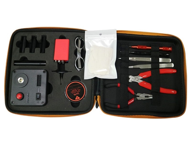 Εργαλεία DIY E-Cig DIY Tool Accessories Kit V3
