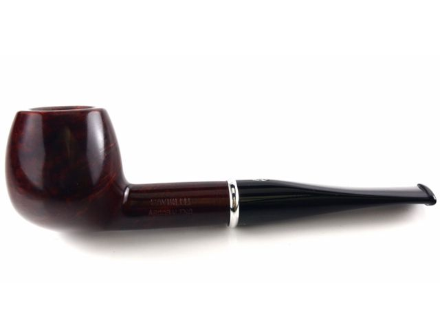 5695 - SAVINELLI ARCOBALENO LISCIA MARRONE BROWN MODEL 207 (Cod.P301L*M*)