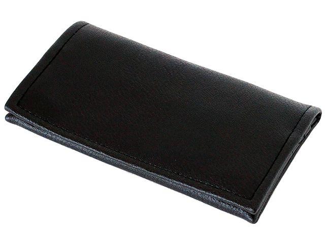 5735 - Καπνοθήκη SMOKA CARTO BLACK MAT για καπνό χαρτάκια φιλτράκα και αναπτήρα