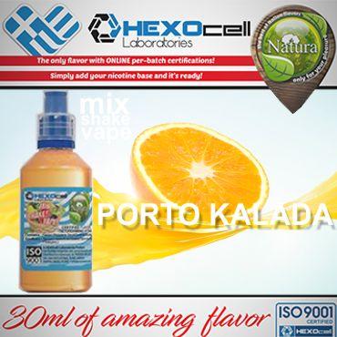 NATURA MIX SHAKE VAPE PORTO KALADA 30/60ML (πορτοκαλάδα)