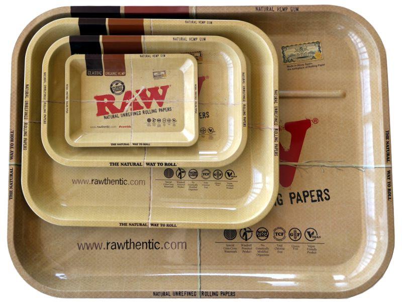 Δίσκοι RAW TRAYS mini / small / medium / large (σε 4 μεγέθη)