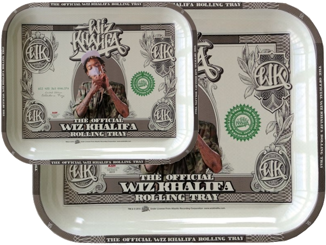 Δίσκος Wiz Khalifa TRAY by RAW