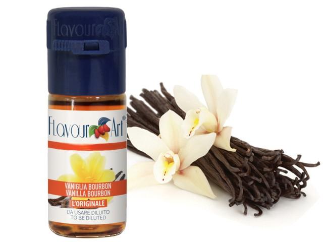 FlavourArt Bourbon 10ml (βανίλια μπέρμπον)