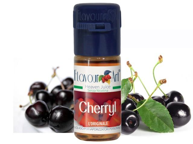 6029 - FlavourArt CHERRYL 10 ml (μαύρο κεράσι)