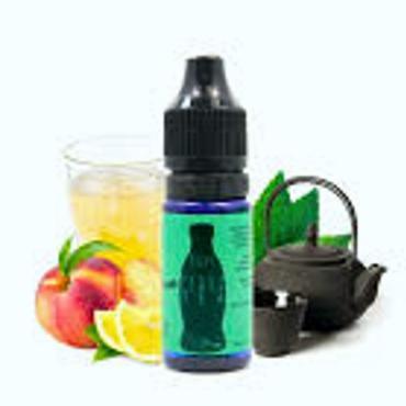 6078 - Άρωμα BIG MOUTH LIQUIDS FIZZY Peach Lemon Tea 10ml (ροδάκινο λεμόνι τσάι)