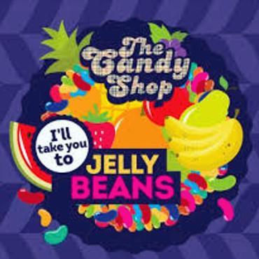 6083 - Άρωμα BIG MOUTH LIQUIDS THE CANDY SHOP Jelly Beans 10ml (ζελεδάκια από διάφορα γλυκά φρούτα)