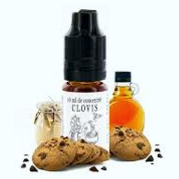 6092 - Άρωμα 814 CLOVIS 10ml (κρέμα μπισκότο και σιρόπι σφένδαμου)