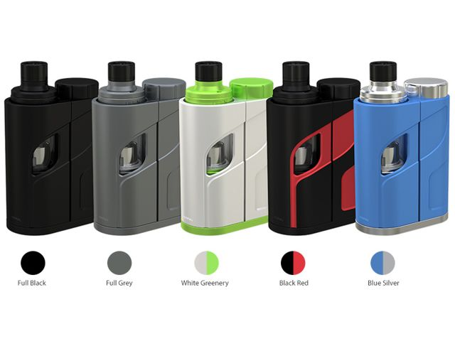 6114 - Eleaf iKonn Total with Ello Mini Full Kit