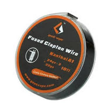 Σύρμα Geek Vape N80 Fused Clapton Wire (30GA*3+38GA) 3m