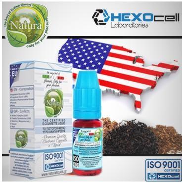 Υγρό αναπλήρωσης Natura AMERICANO by hexocell 10ml
