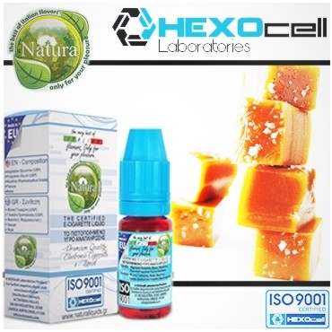 6156 - Υγρό αναπλήρωσης Natura LONDON RAIN by Hexocell 10ml