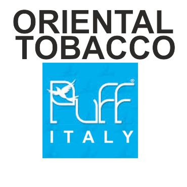 PUFF ITALY ORIENTAL TOBACCO 40/50ML (καπνός Ανατολής)