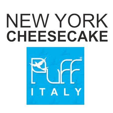 PUFF ITALY NEW YORK CHEESECAKE 40/50ML (τσιζκέικ Νέας Υόρκης)
