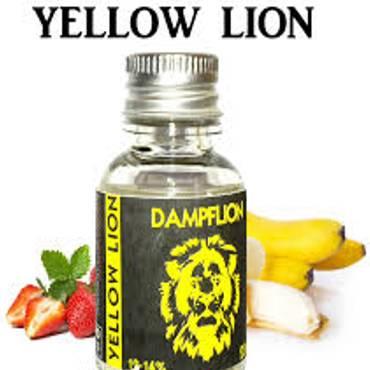 6229 - Άρωμα DAMPFLION YELLOW LION 20ml (μπανάνα και φράουλα)