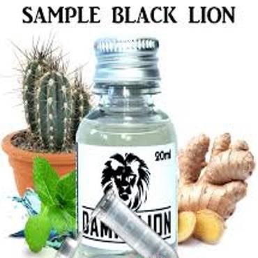 6230 - Άρωμα DAMPFLION BLACK LION 20ml (τζίντζερ, κάκτος και μέντα)