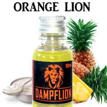 Άρωμα DAMPFLION ORANGE LION 20ml (κρέμα και ανανάς)