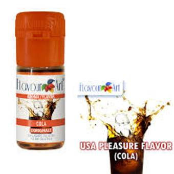Άρωμα Flavour Art USA PLEASURE COLA 10ml (κόκα κόλα)