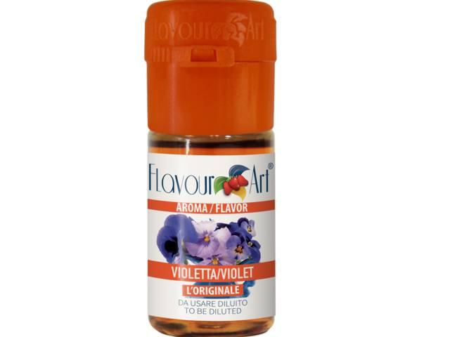 6245 - Άρωμα Flavour Art VIOLET flavor 10ml (Βιολέτα)