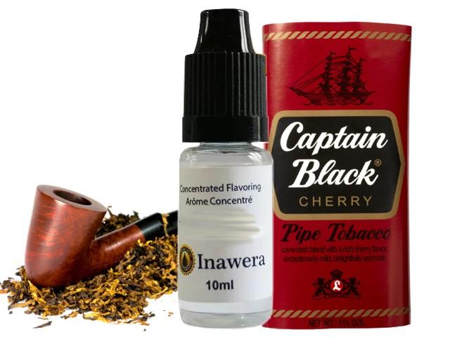 Άρωμα inawera TABACCO BLACK CHERRY 10ml (καπνικό και κεράσι)