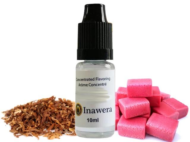 Άρωμα inawera TOBACCO DONALD BUBBLE GUM 10ml (καπνικό με τσιχλόφουσκα)
